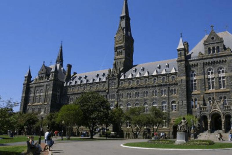 Georgetown Undergraduate Scholarships  Office of Student