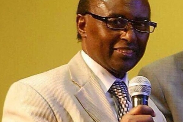 Death Announcement For Pastor Francis Njuguna Mbogo Of  St. Auburn WA