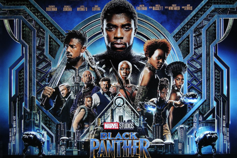 Black Panther 2018 Free Movie Download HD Cam