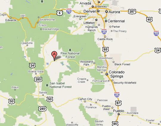 South Park Colorado Map Compressportnederland