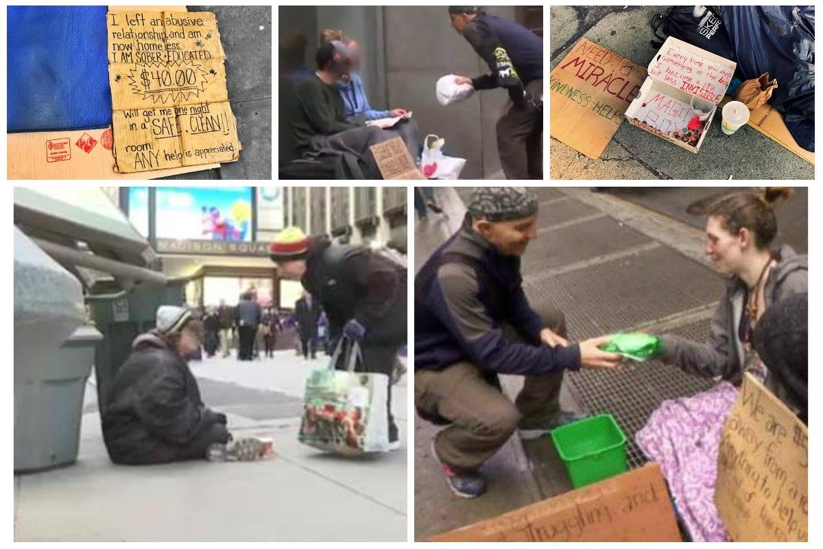 3c3b1ea192 Fundraiser by Mickey Z. : Helping Homeless Women - NYC