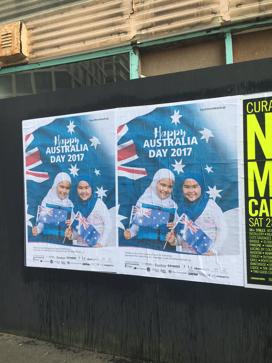 Fundraiser By Dee Madigan Campaign Edge Put Aus Girls Back In - 17 incredibly creative billboard ads
