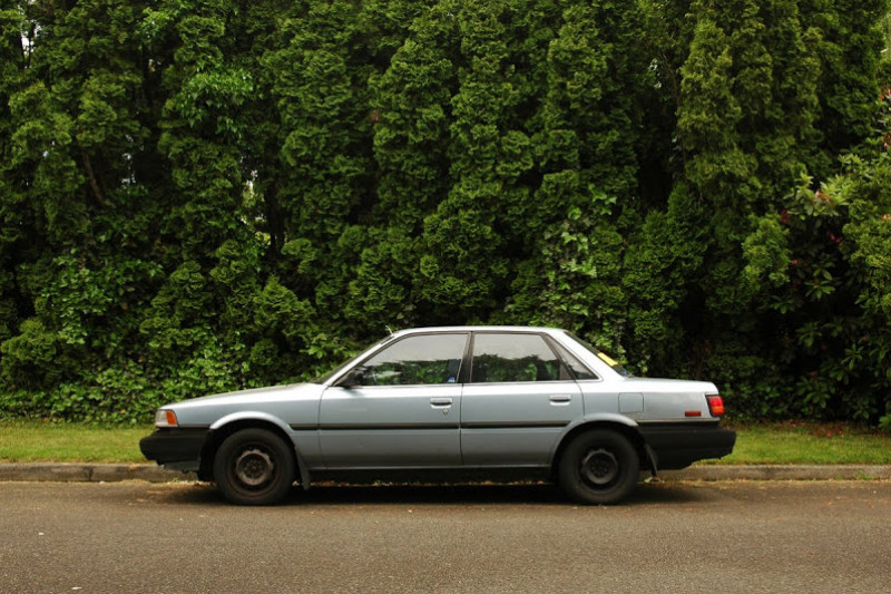 When To Donate Old Car Toyota Camry