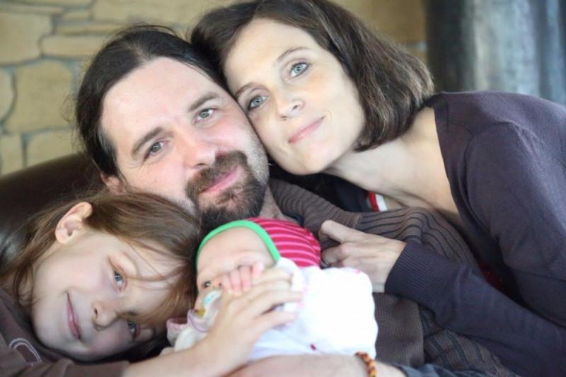Bild Heidrun und Familie