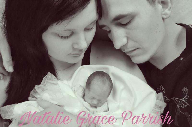 Grace Natalie: Fundraiser By Rachelle Parrish : Natalie Grace Parrish