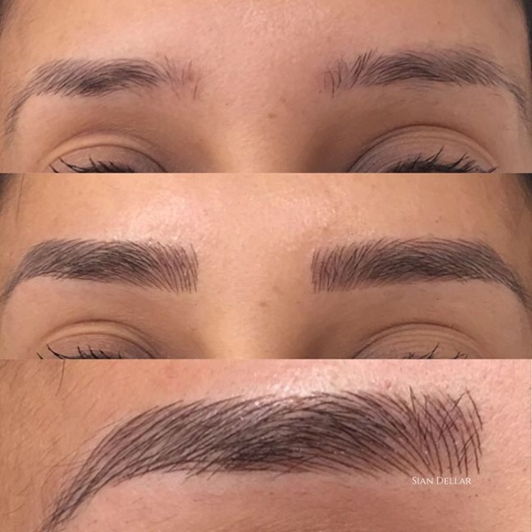 Fundraiser by Doménica Mireles : Tuition for Microblading Course