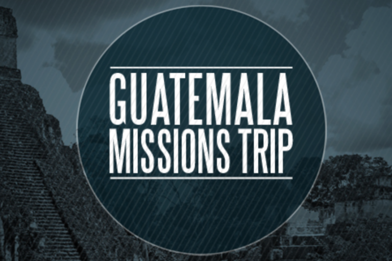 Fundraiser By Abby Paskvan Abby S Mission Trip To Guatemala