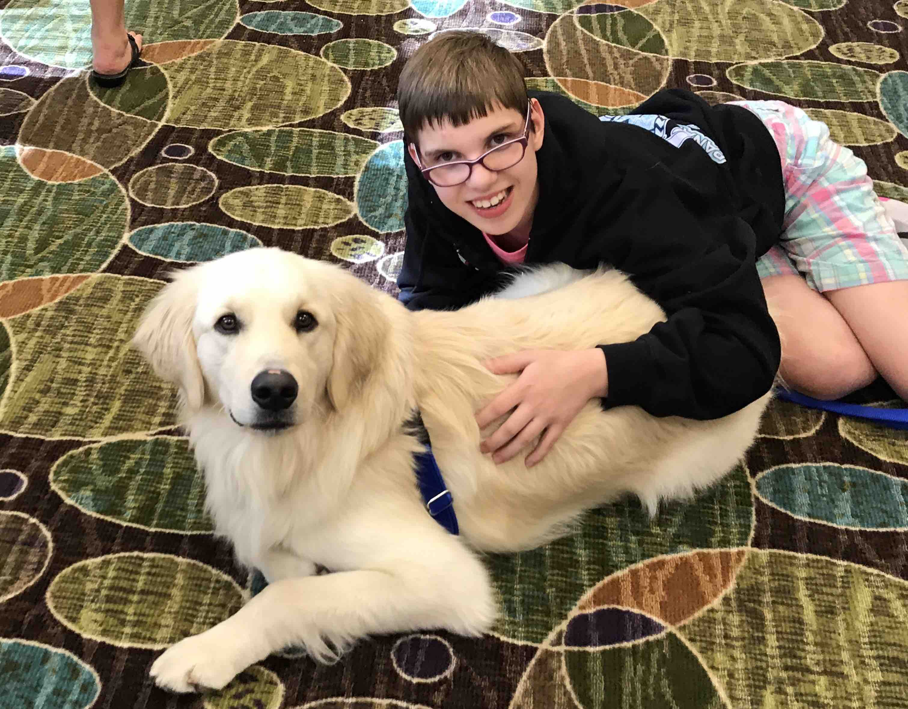 Fundraiser by Jeannie Kohrs Camp An Autism Service Dog for Hannah