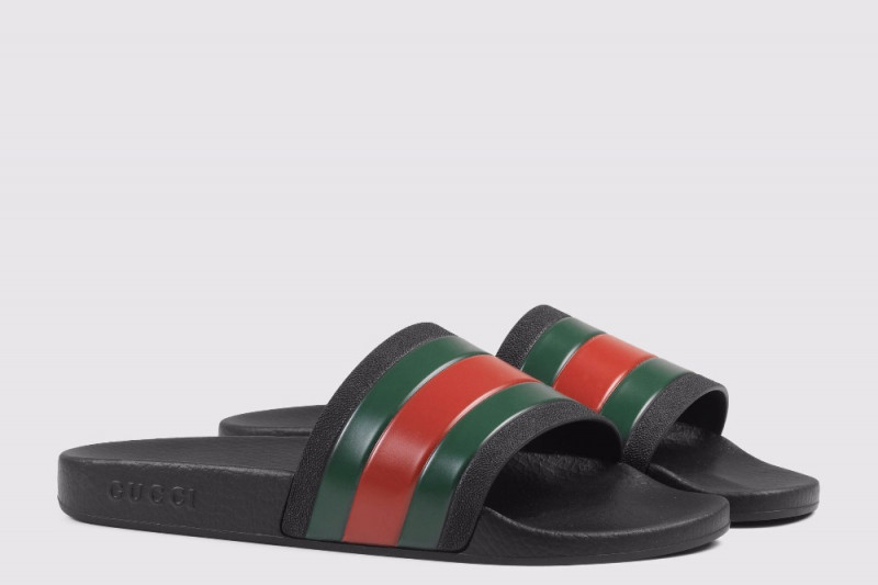 gucci flops. donate now not gucci flops