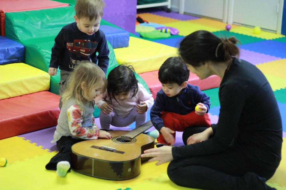 Indoor Play Spaces in Hoboken