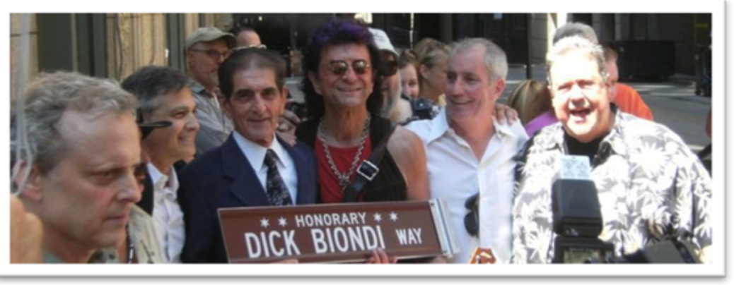 Columbia college dick biondi