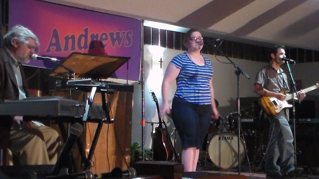 Fundraiser by Eric Hambrock : B  Andrews Band Ministry Trailer