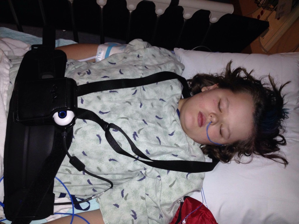Fundraiser by Betty Truelove : Help Logan Live with Chronic Pain
