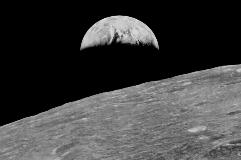 Fundraiser by Dennis Ray Wingo : Moon 1966-67: Lunar Photographs