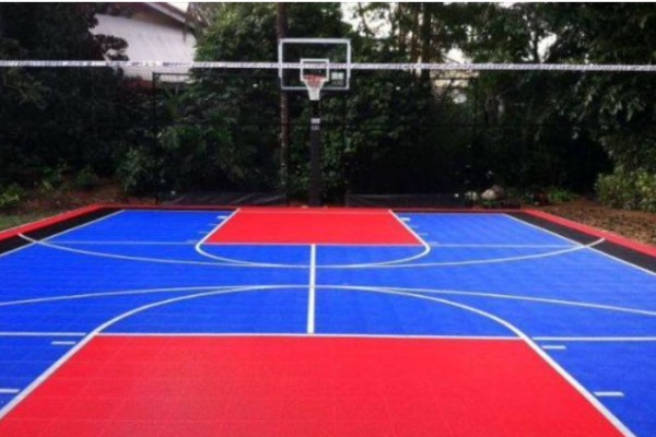 fundraiser for brian ulle by colin ulle outdoor basketball court
