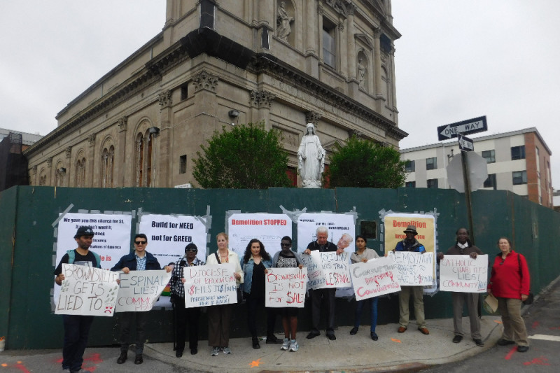Click here to support Save Our Lady of Loreto Legal Fund organized by Brownsville Cultural Coalition