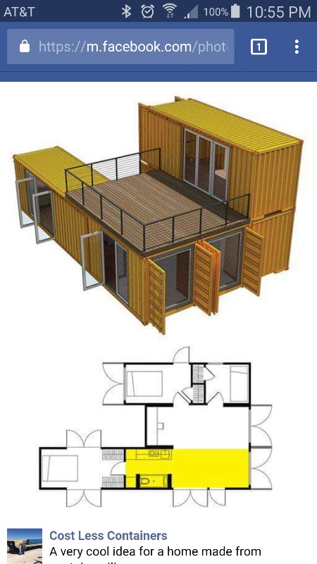 Fundraiser by Jeffrey Walker Jr. : Help Build A Home From Containers