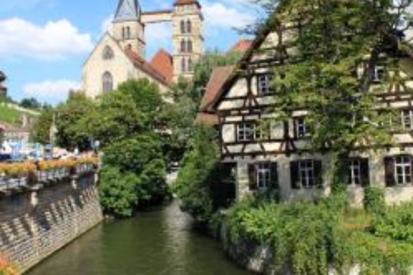 Fundraiser by Kendra Walker : Kendra's Study Abroad in Germany