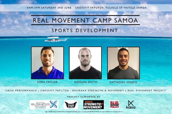 The real movement project