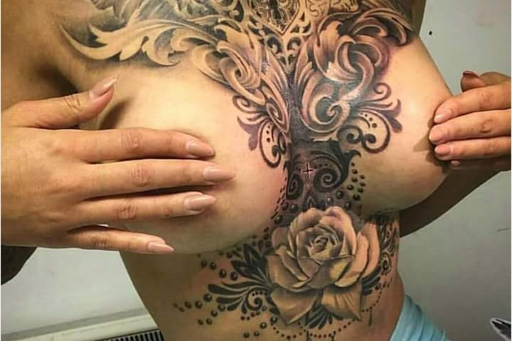 Fundraiser by Leanna Gesell Day : Tattoo - Chest Piece