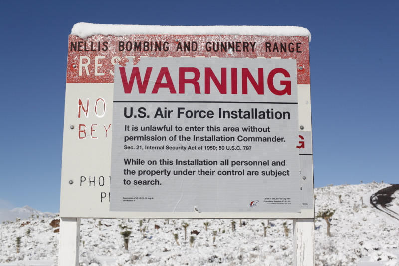 a research on the facts on area 51