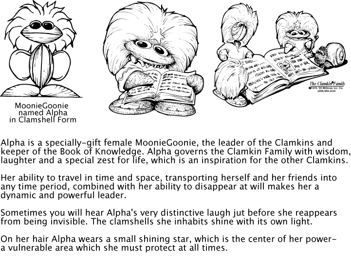 Fundraiser By Bruce Ingrassia Save The Clamkin Cartoon Family