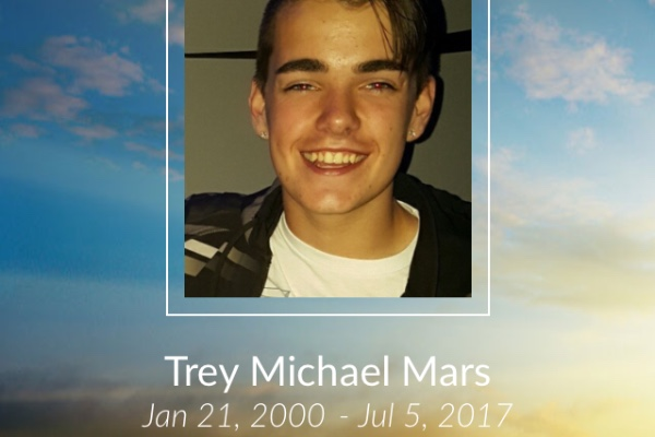 Fundraiser by Cassie Wolf : In honor of Trey Mars & his family
