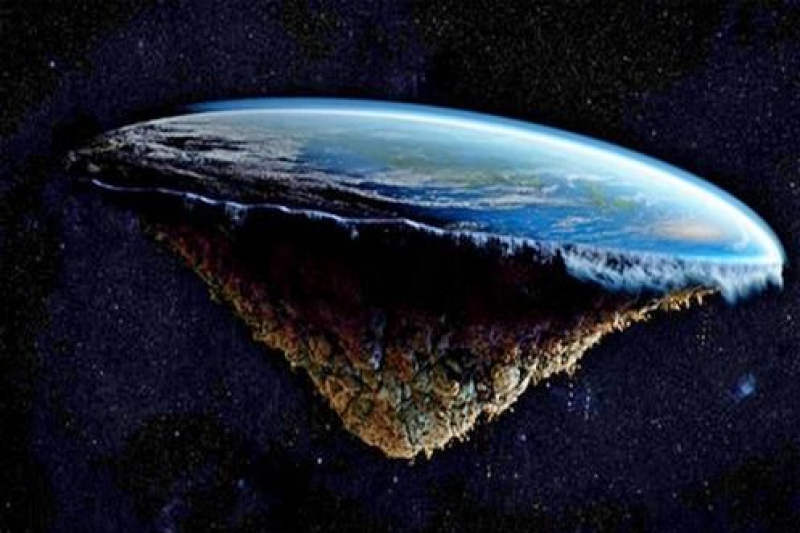 Travel To Edge Of World Flat Earth