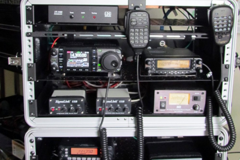 Amateur Radio Station Wb4omm: Fundraiser By Toby Mathews : Park County Ham Radio ARES