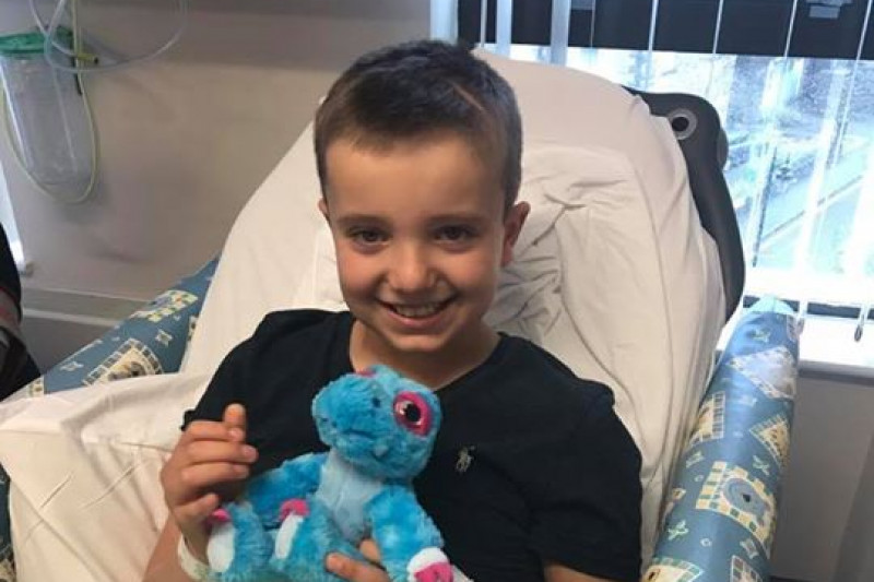 Fundraiser by Jane Kilkenny : Zach's Road To Recovery