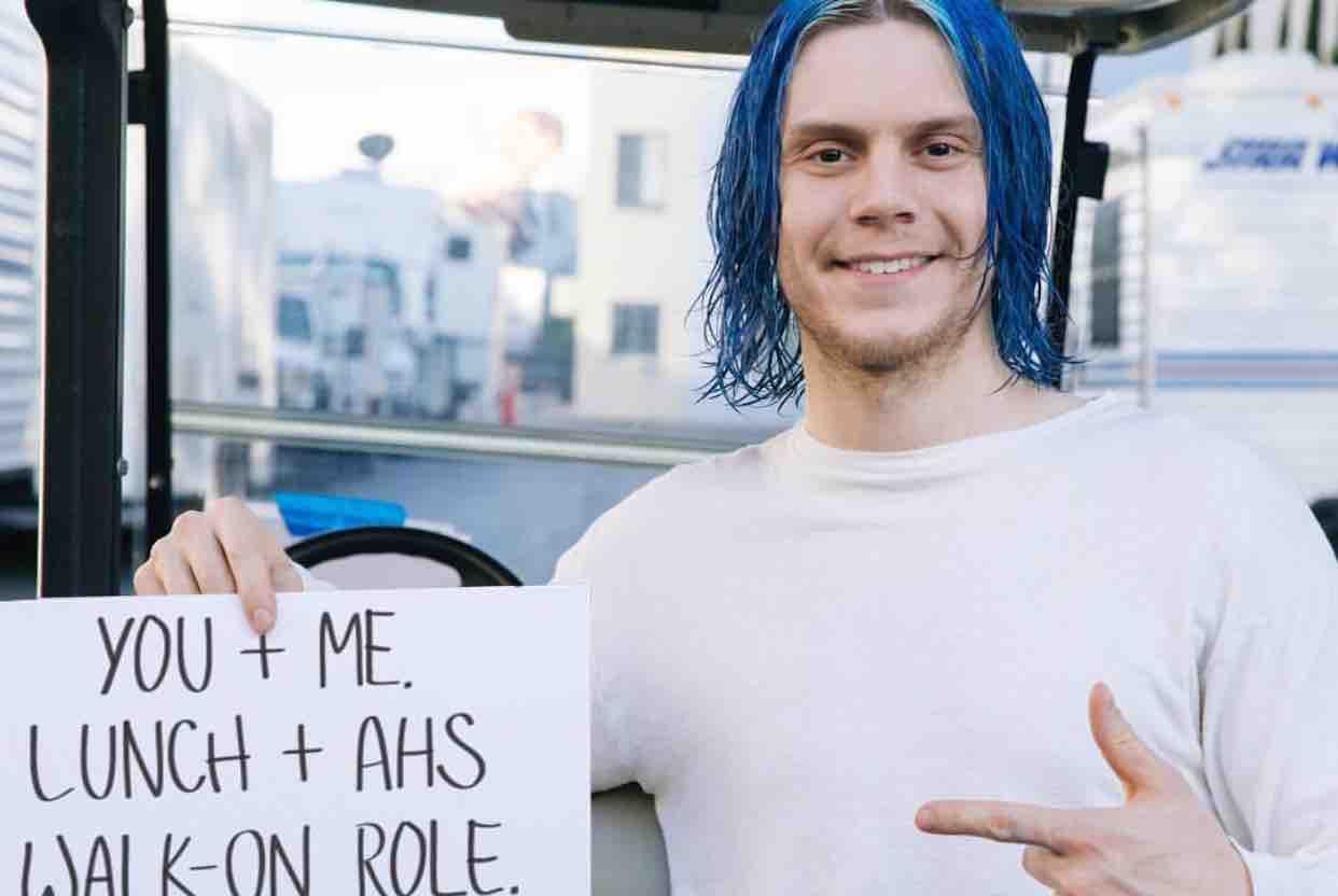 Donate to help me meet evan peters pleaseee help me meet evan peters pleaseee 0 of 100 m4hsunfo