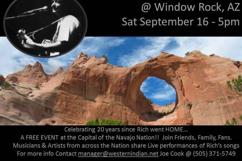 Fundraiser by Rich Mullins Tribute : Rich Mullins Window