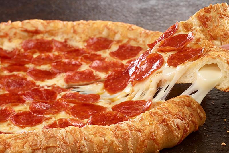 send someone a pizza
