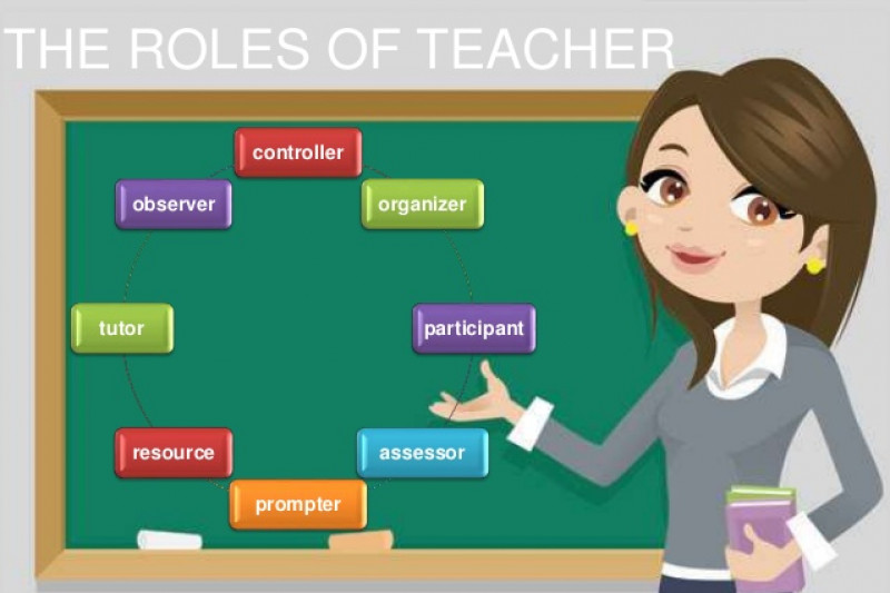 """change in student and teacher roles """"the teacher responsible for a student the following are some specifics of the roles and responsibilities of teachers and teacher assistants, and some roles."""