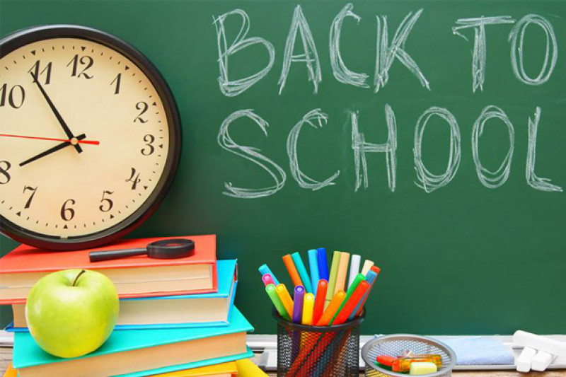 returning back to school