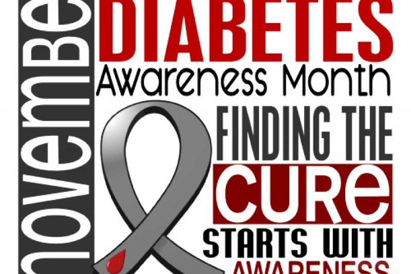 we need to raise awareness about diabetes
