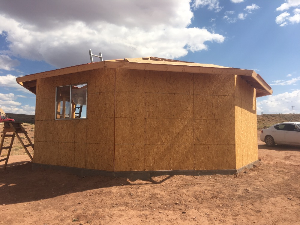 Fundraiser by Lylah Antares Jarvis : Fund the building of a Navajo Hogan