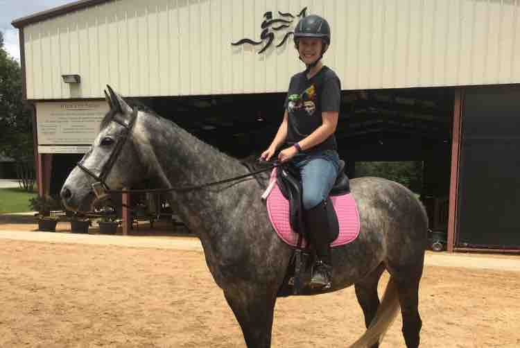 Fundraiser by Courtney Baell : Equine Therapy Certification