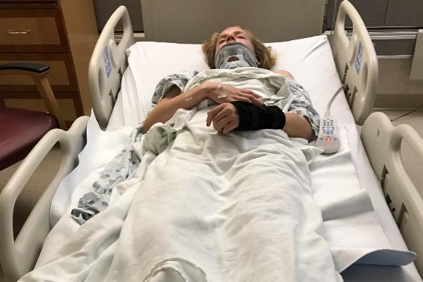 Fundraiser For Pamela Wojcik By Reid Conlee Fran Wojcik Car Accident