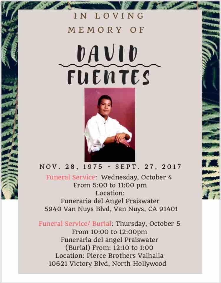 funeral fundraiser flyer thevillas co