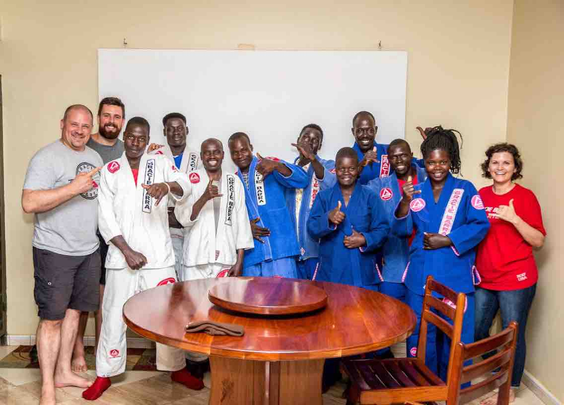 Fundraiser by Tina Koeshall : Taking Jiu-Jitsu to Northern Uganda