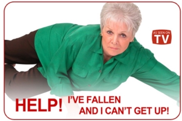 fundraiser by lorry kikta i ve fallen and i can t get up