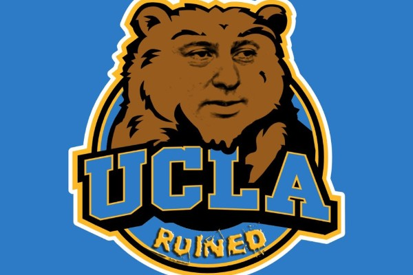 Fundraiser by Michael Peters : UCLA FLY OVER BANNER