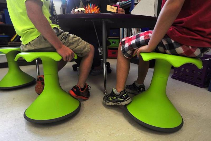 Fundraiser By Jacki Kelii Wobble Chairs For My Classroom