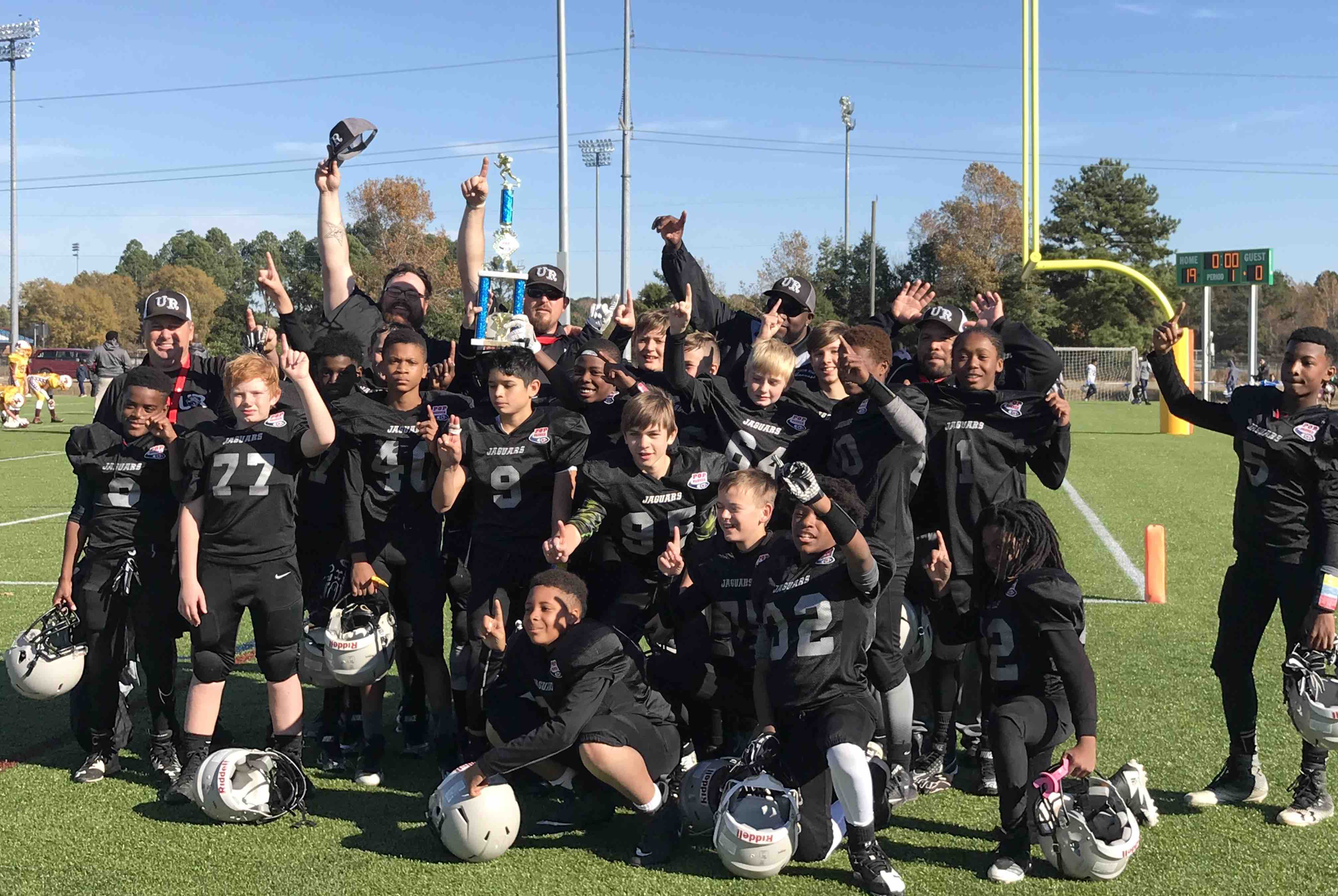 20557e08 Fundraiser by Kristy Stroupe : Support Union Road Jaguars Football