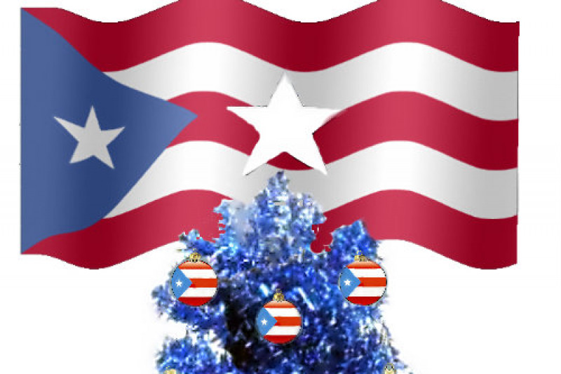 donate now not now - Puerto Rican Christmas