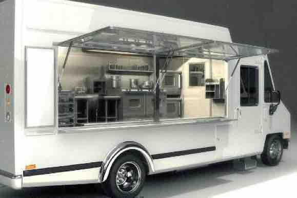 Fundraiser By Johan Port Madec Soup Kitchen Truck