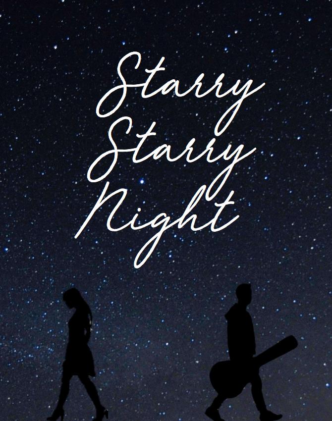 starry night description