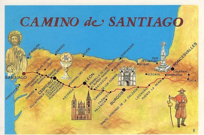 Fundraiser by Jack Whelan : El Camino de Santiago Pilgrimage