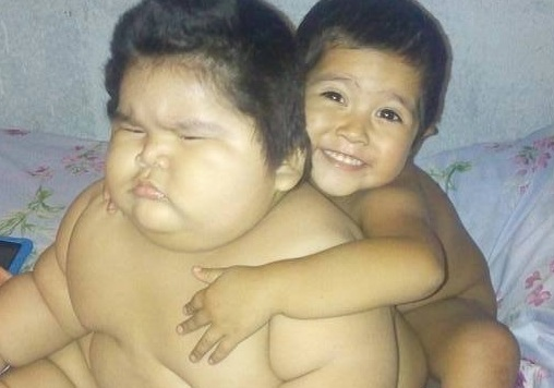Fundraiser By Carlos Maciel : Luis The Biggest Baby Save His Life